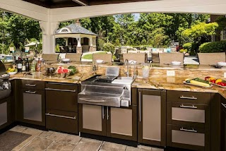 Outdoor Kitchen Countertops Ideas Best Countertop and Materials