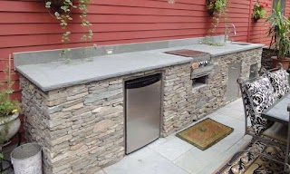 Build Your Own Bbq Island Outdoor Kitchen and Kit Photo Gallery Tuckr Box Decors