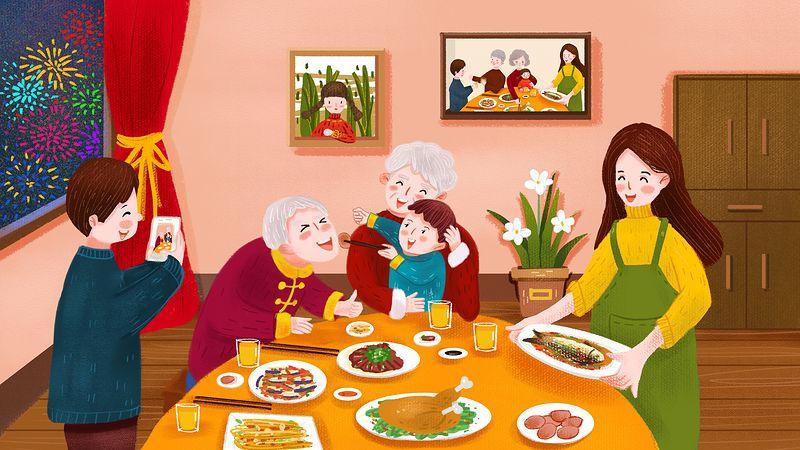 Chuyện bếp núc mùa Tết - niềm vui xen lẫn nỗi lo hoả hoạn