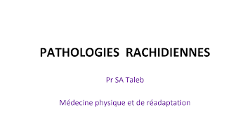 10-Pathologies rachidiennes.pptx