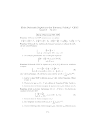 Serie td Equations aux Dérivées Partielles Analyse 4 ENSTP.pdf