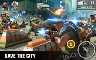Hero Hunters Mod Apk 4.4 [Unlimited Money]