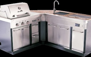Grill Tops for Outdoor Kitchens Modular Kitchen