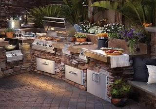 Unique Outdoor Kitchens Kitchen Sink Kitchenideasecom