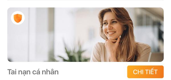 Hướng dẫn mua sản phẩm bảo hiểm tai nạn cá nhân trên App LIAN