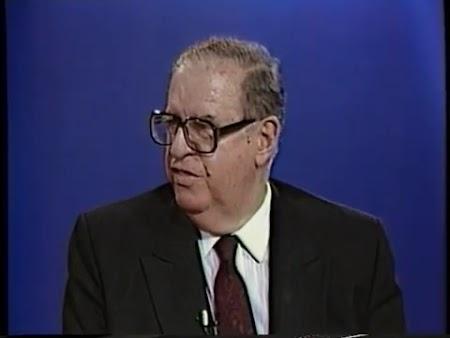 Abba Eban, Mordechai Rushufski and Sami Mutzafi (Original Airdate 05/06/1990)