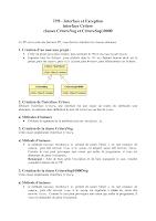 08 - Interface Et Exception.pdf