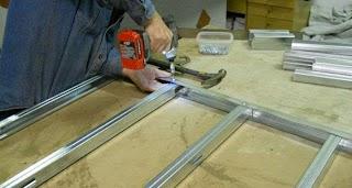 Steel Frame Kits for Outdoor Kitchen Modular Fine Homebuilding