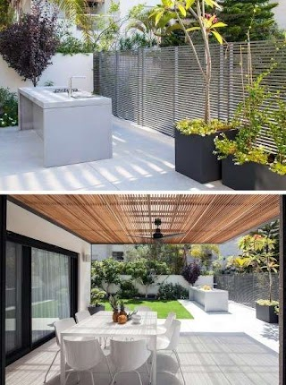 Country Outdoor Kitchen Ideas Top 60 Best Chef Inspired Backyard Designs