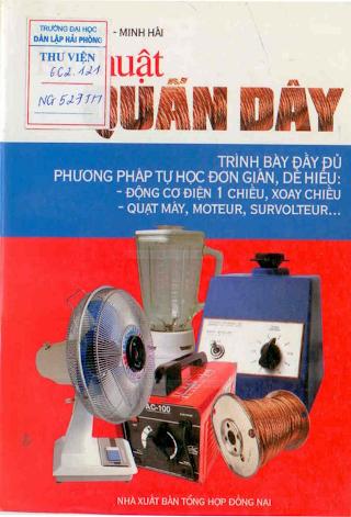 Kỹ Thuật Quấn Dây - Nguyễn Thuận, 330 Trang.pdf