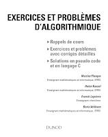Franck Lepoivre, Helen Kassel, Nicolas Flasque, Boris Velikson-Exercices et problèmes d'algorithmique-Dunod (2010).pdf