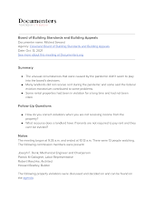 Board of Building Standards and Building Appeals