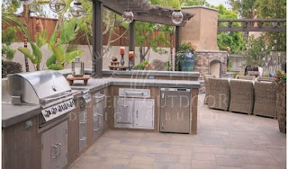 Outdoor Kitchen Stucco Finish Island Best of Bbq Islands