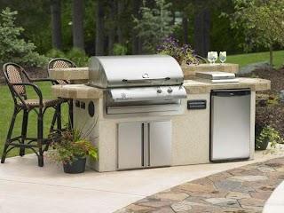 Simple Outdoor Kitchen Designs Designs