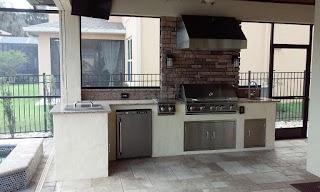 Outdoor Kitchens Orlando Florida