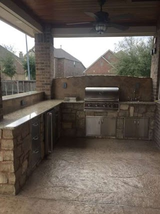 Outdoor Kitchen Price S Houston Texas 2818655920