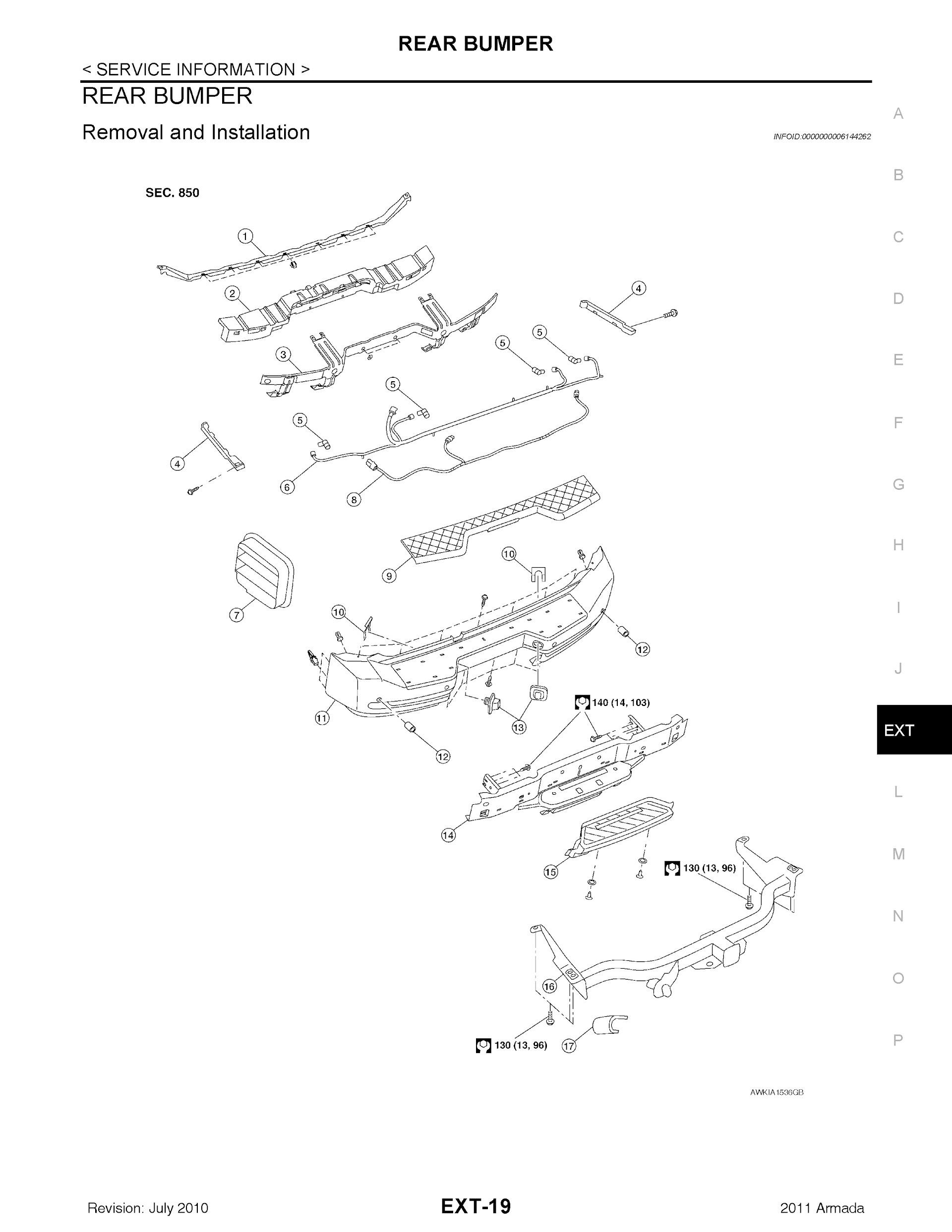 2010 nissan armada repair manual PDF