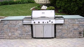 Home Depot Outdoor Kitchen Islands Gas Grill Simple S Patio Backyard