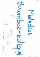 Maladies thromboemboliques resumé.pdf