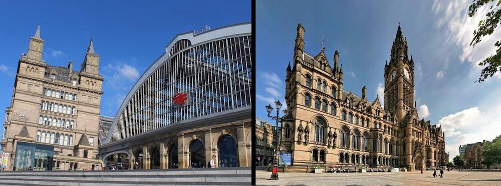 Voyage scolaire - Liverpool et Manchester
