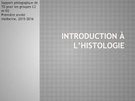 Introduction à l'histologie.pptx