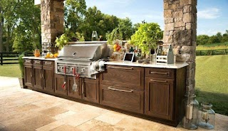 Discount Outdoor Kitchen Affordable S Large Size of Sink Cabinet