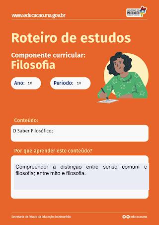 O SABER FILOSOFICO