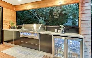 Stainless Steel Outdoor Kitchen Melbourne Alfresco S Alfresco S