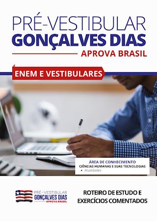 Aula 02 | Crise hídrica mundial e Brasileira - PDF APOSTILA 02 - Atualidades