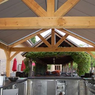 Commercial Outdoor Kitchen Catg Natural Landscape Group