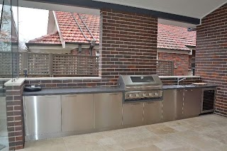 Outdoor Bbq Kitchen Cabinets Custom Made S Sydney