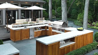 Houzz Outdoor Kitchens How to Create a Deluxe Kitchen Foundation Repair Dallas Tx