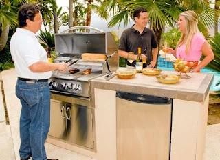 Oxbox Outdoor Kitchen and Bbq Island Kits