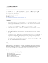 Committee on Ethics and Government Oversight