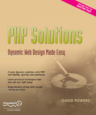PHP Solutions - Dynamic Web Design Made Easy (2006).pdf