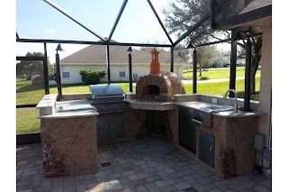 Framing an Outdoor Kitchen How to Build 13 Steps