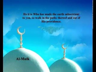Sura  Al-Mulk <br>(The Dominion) - Sheikh / Mohammad Ayyoob -