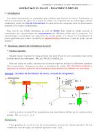Cinématique Du Solide mouvement simple.pdf