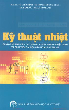 Kỹ Thuật Nhiệt - Pgs.Ts.Võ Chí Chính, 313 Trang.pdf