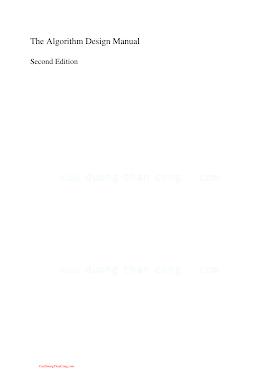 1848000693, 1849967202 {A3D8C2C1} The Algorithm Design Manual (2nd ed.) [Skiena 2008-07-26].pdf