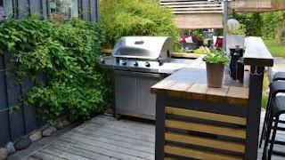 Outdoor Kitchen Nz How to Create a Nobuild Stuffco