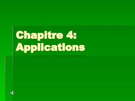 Chapitre 4 application algebre 1 (cours).ppt