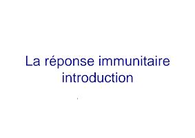 chapitre 1 Reponse immunitaire introduction.pdf