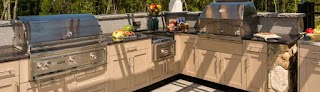 Houzz Outdoor Kitchens Danver Stainless