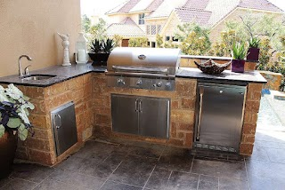 Outdoor Kitchens Texas Kitchen Landscape Gallery Trinity Living