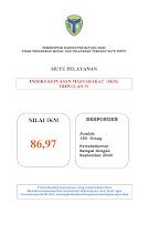 PUBLIKASI  IKM 2020 TW IV