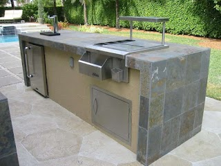Outdoor Kitchen Islands for Sale Island Cart with Stove Grill