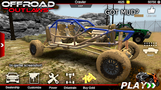 Offroad Outlaws Mod Apk 4.8.6 [Unlimited Money]
