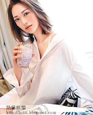 馮盈盈將穿白恤衫煮早餐,當正網民係Honey!