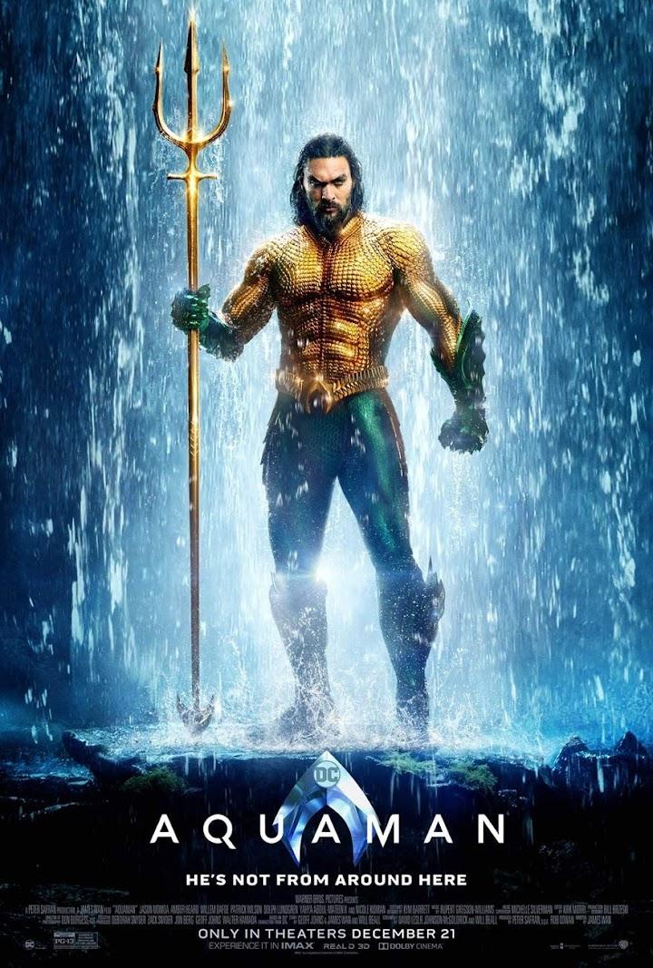 Aquaman kurdish poster